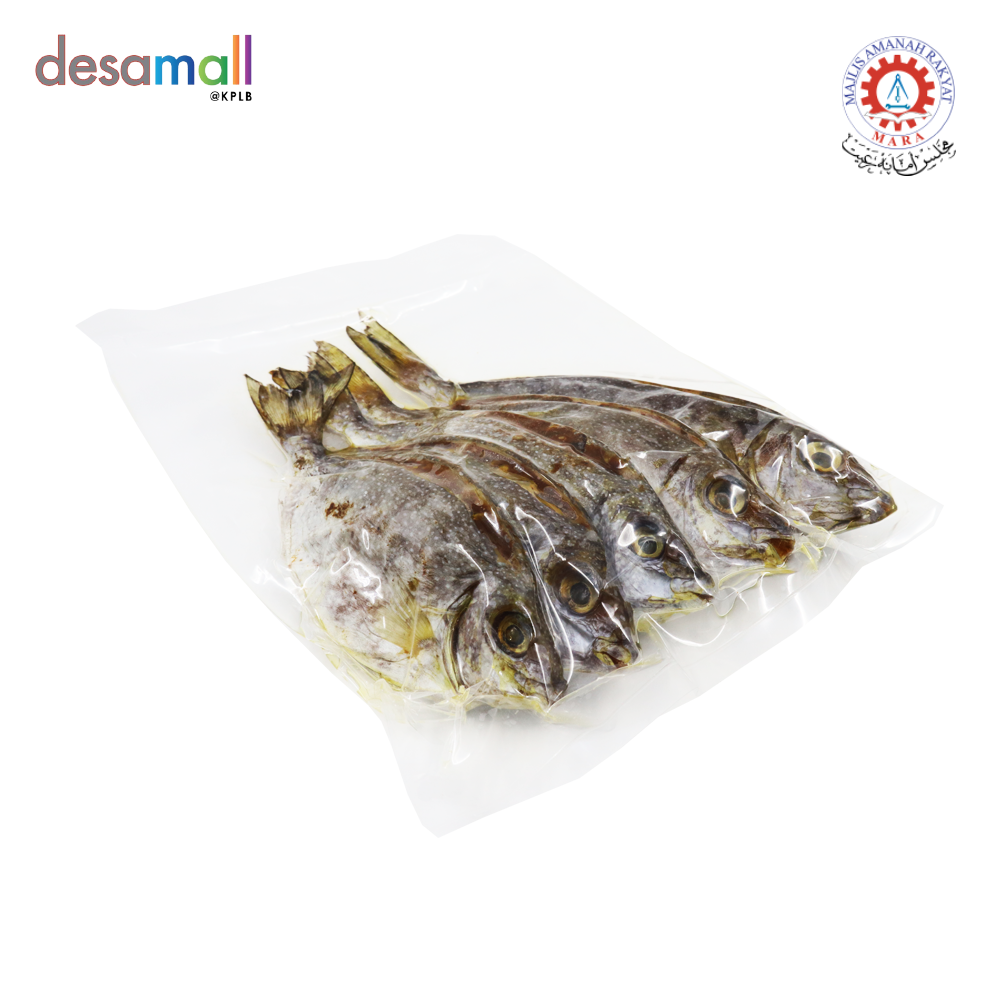 [COMBO 3] TIRAM BERAPI Ikan Kering Bersambal - Ikan Belais (300gram)