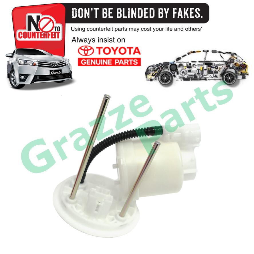 Toyota Original In Tank Petrol Fuel Filter 77024-06190 Toyota Camry ASV50