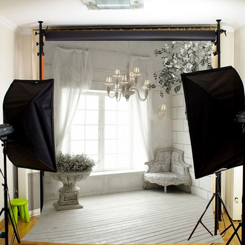 Lighting and Studio Equipment - Fashion Background Photography Studio Photo Prop Thin Vinyl Backdrop 5X7FT - Camera Accessories
