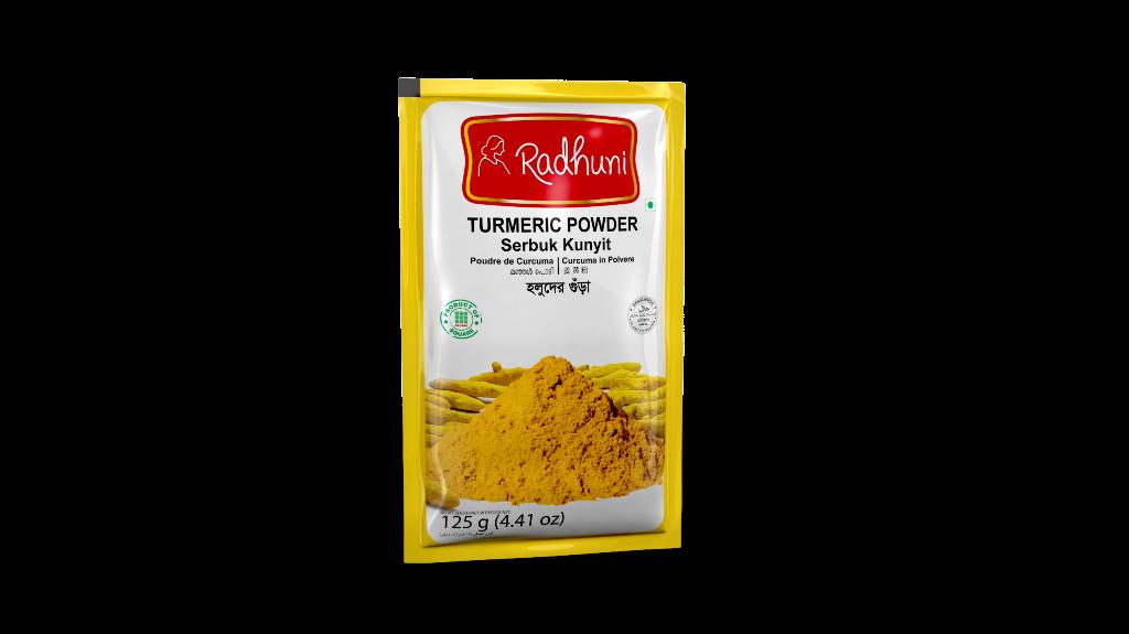 Radhuni Turmeric Powder -125gm