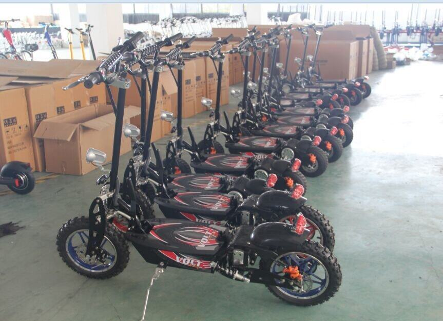 Electric Scooter 1000W 36V Adult Foldable Electric Scooter Fresco