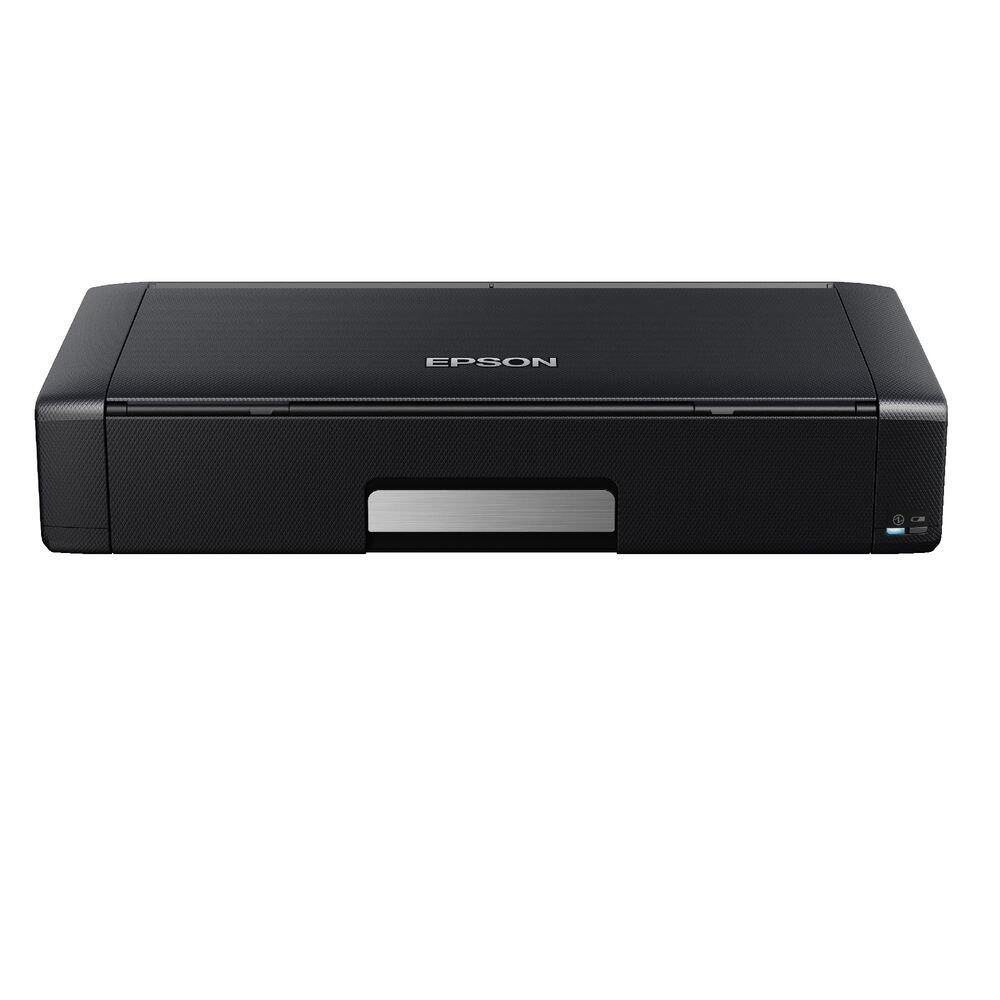 Epson WF-100: Mini Mobile Printer- RECHARGEABLE (up to A4 size)