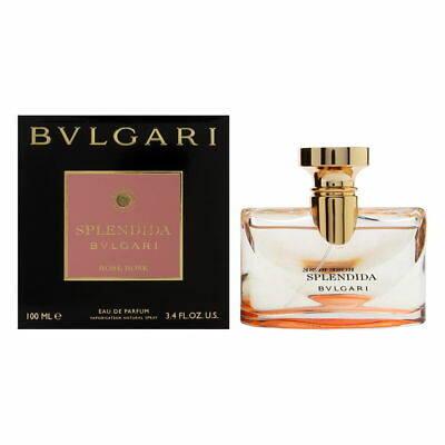 Bvlgari Splendida Series Splendida Rose Rose Eau De Parfum Spray 100ml/3.4oz