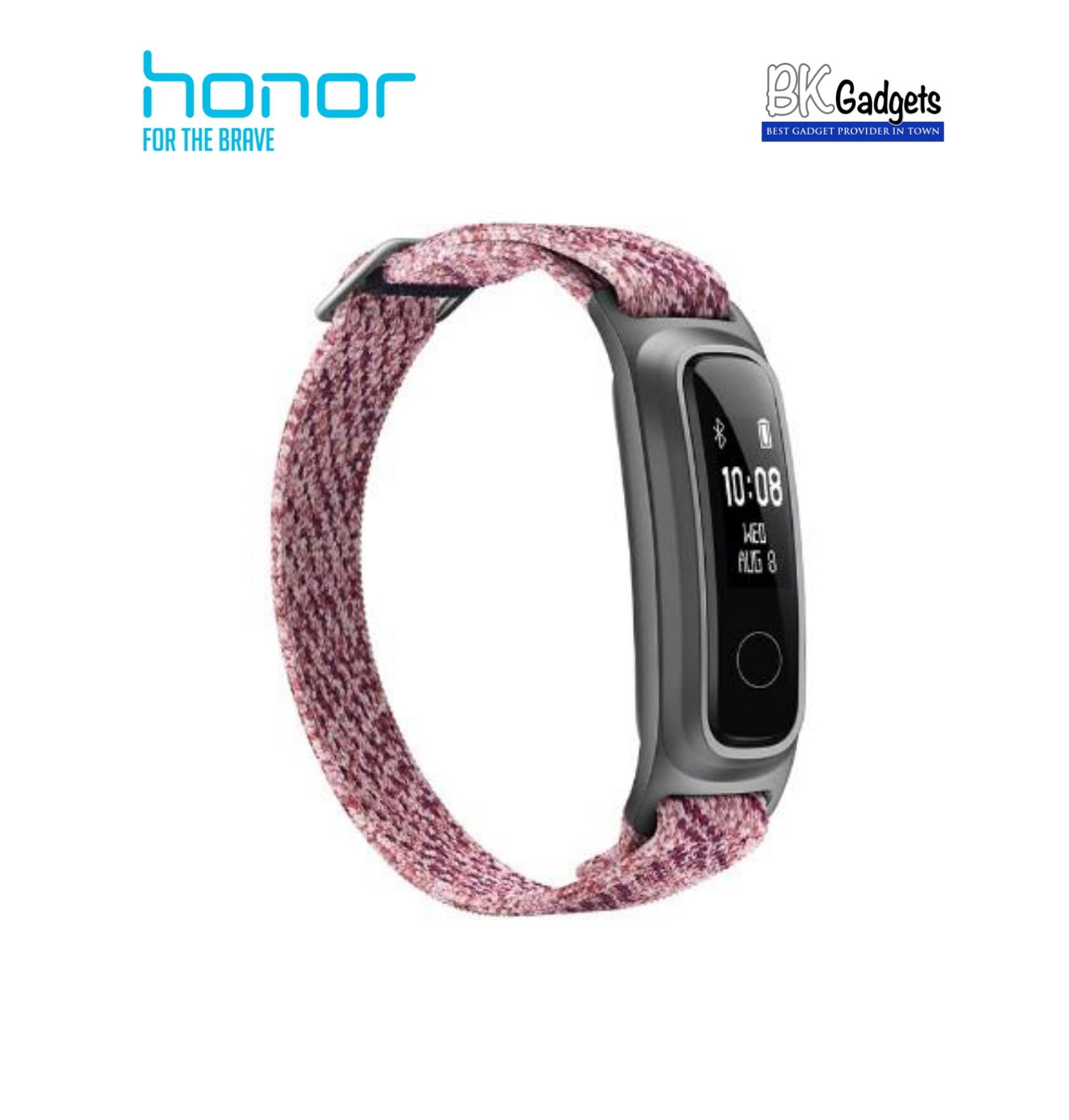HONOR BAND 5 Sport Wearable Fitness Tracker [ Sakura Pink ]