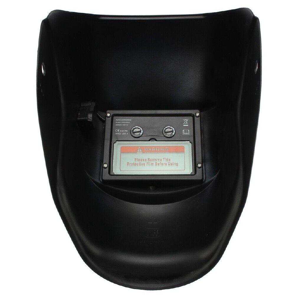 Moto Helmets - Auto Solar Energy Darkening Welders Welding Helmet Electrica Tig Grinding Mask - Motorcycles, Parts & Accessories