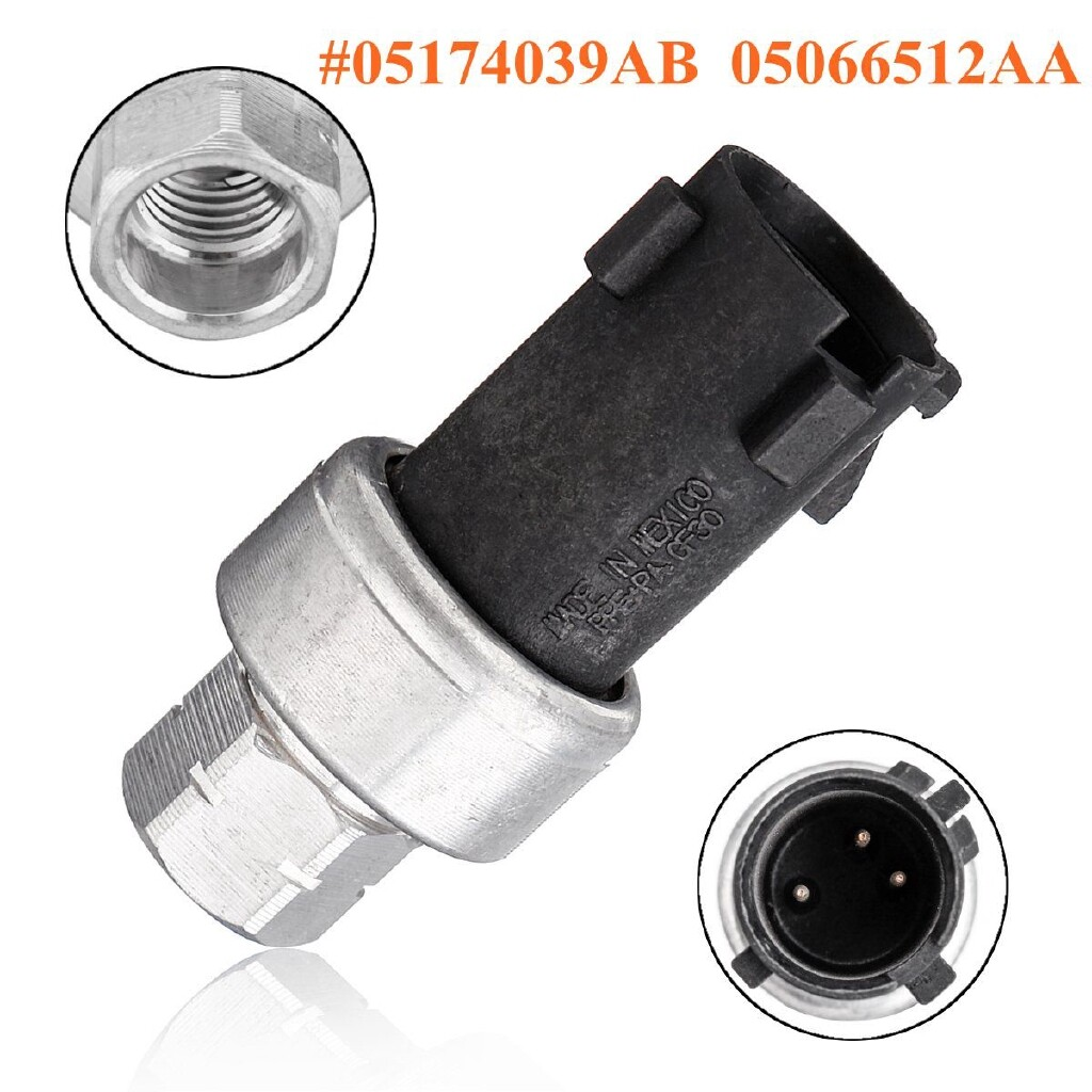 Engine Parts - Presssure Transducer Switch Sensor Valve For Chrysler Dodge Jeep Plymouth Ram - Car Replacement