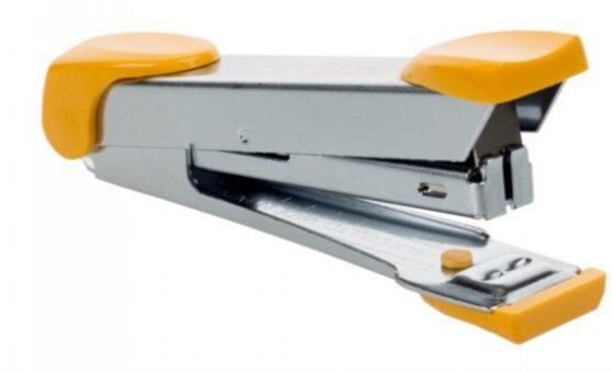 MAX Stapler HD-10TD (standard stapler) Royal Yellow
