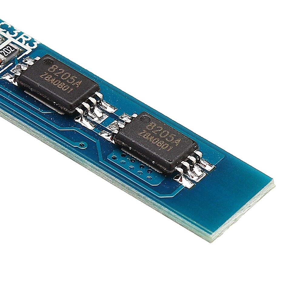 DIY Tools - 2S 3A Li-ion Lithium Battery 18650 Protection Charger Board BMS PCB Board - Home Improvement