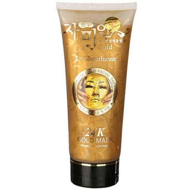 FREE GIFT24k Gold Mask Facial Treatment
