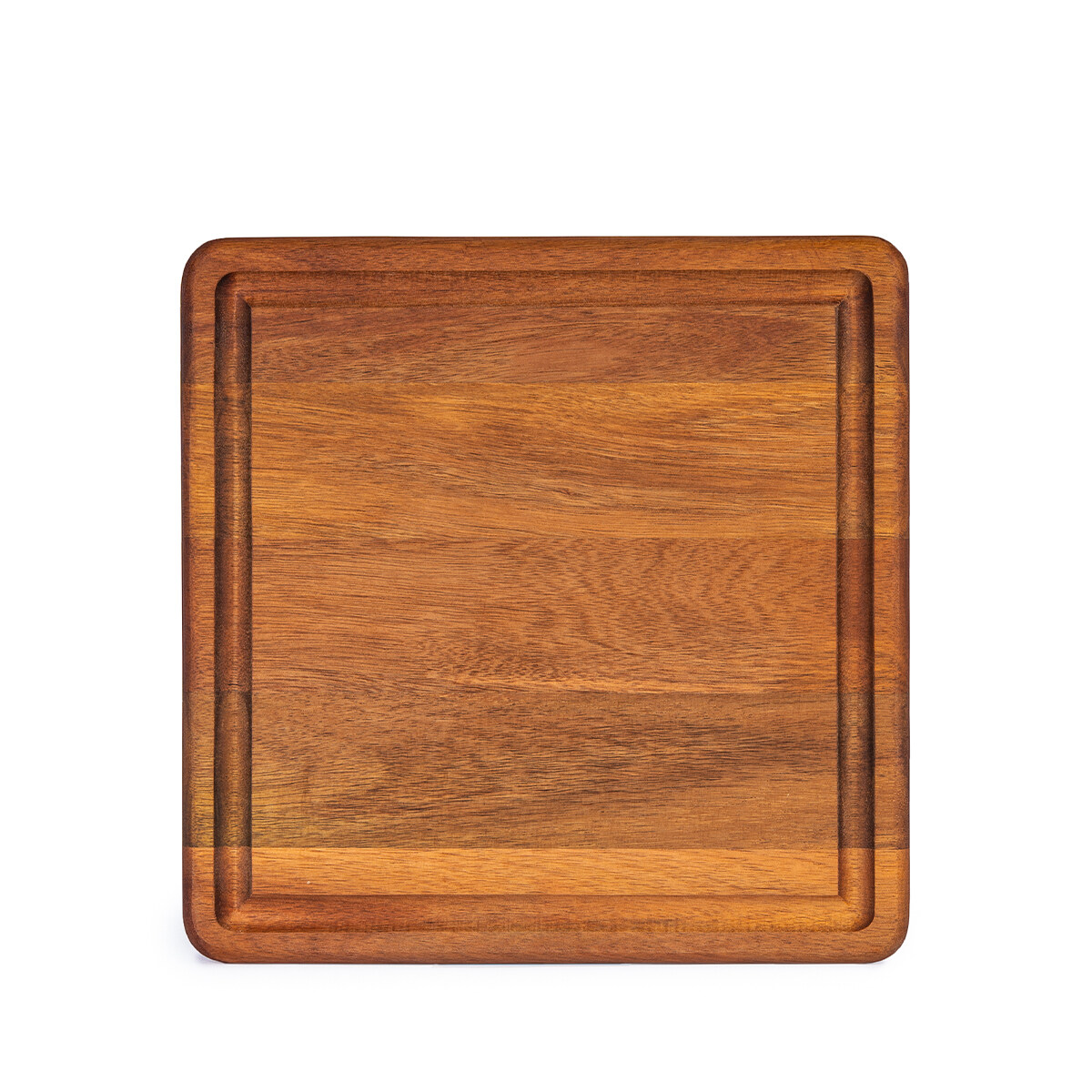 AIDEAS Cutting Board- DELICIOUS serving / chopping / wood / natural / platter / plate / acacia / dessert / dinner coffee / dinner