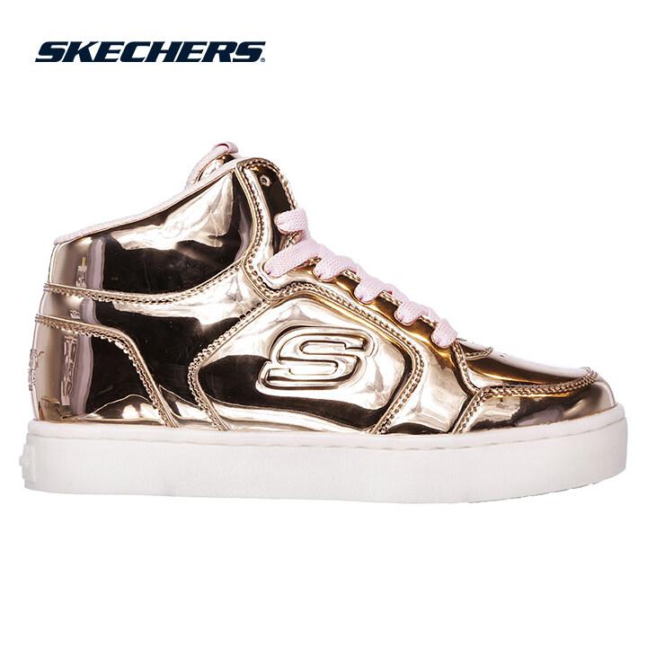 Skechers Energy Lights Girls Lifestyle Shoe - 10771L-RSGD