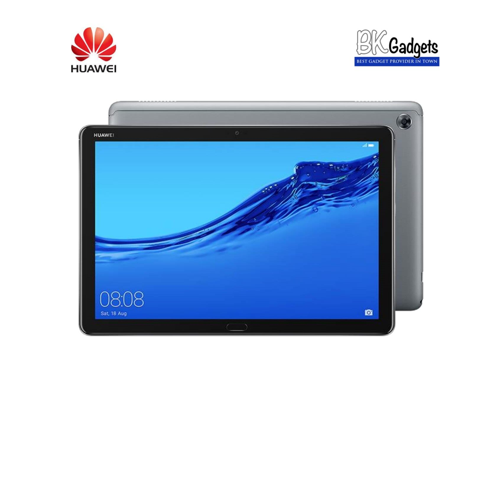 HUAWEI M5 Lite Space Grey [ 3GB+32GB ] Tablet + FREE M-Pen