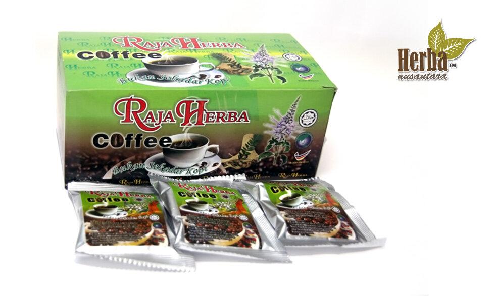 Kopi Raja Herba Coffee (25g x 15sachets)
