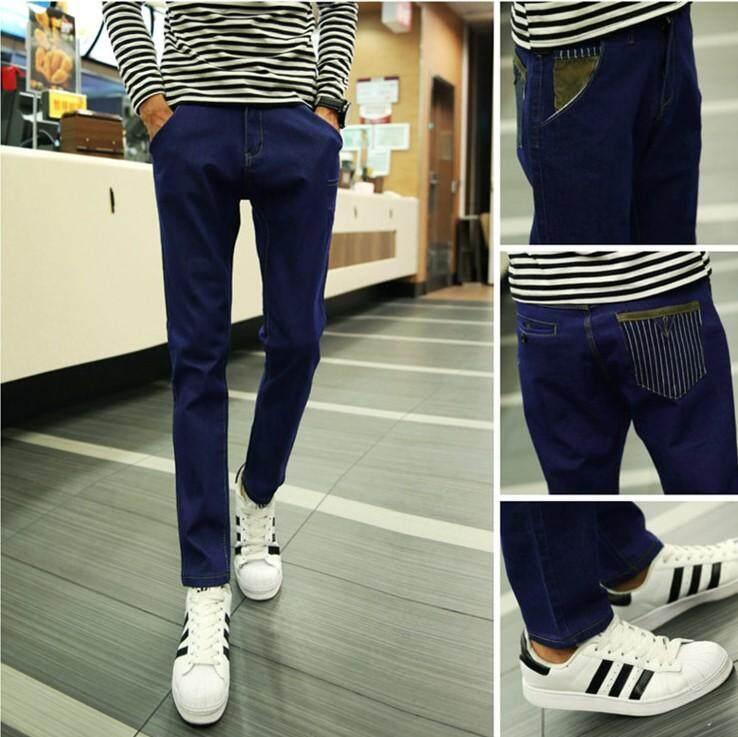 (Pre Order ETA 14/2) JYS Fashion Korean Style Men Jeans Pant Collection 509-5918