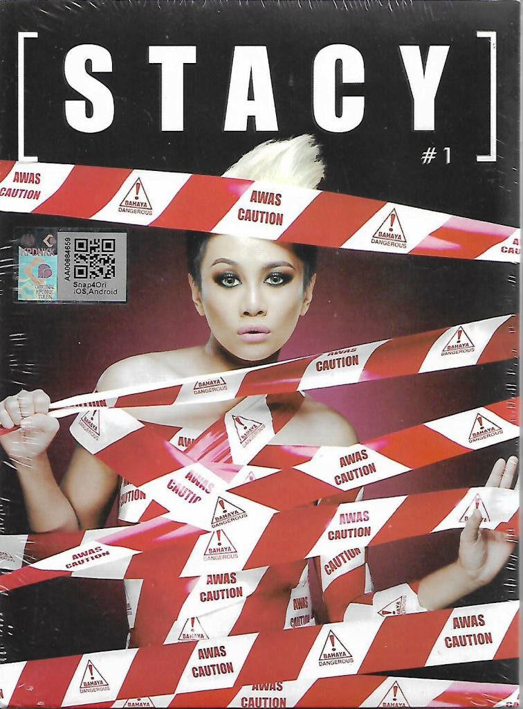 Stacy Akademi Fantasia - Number 1 CD