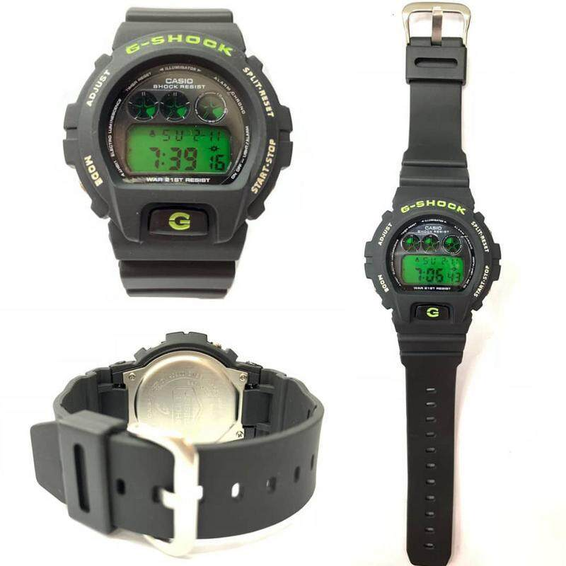 Special Promotion New Sport Casio_G_SHOCK_Dual Time Dual Time Display Watch For Men
