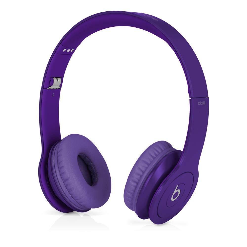 Solo HD Wired Headphones Earphone Beats By Dr.Dre BLUE