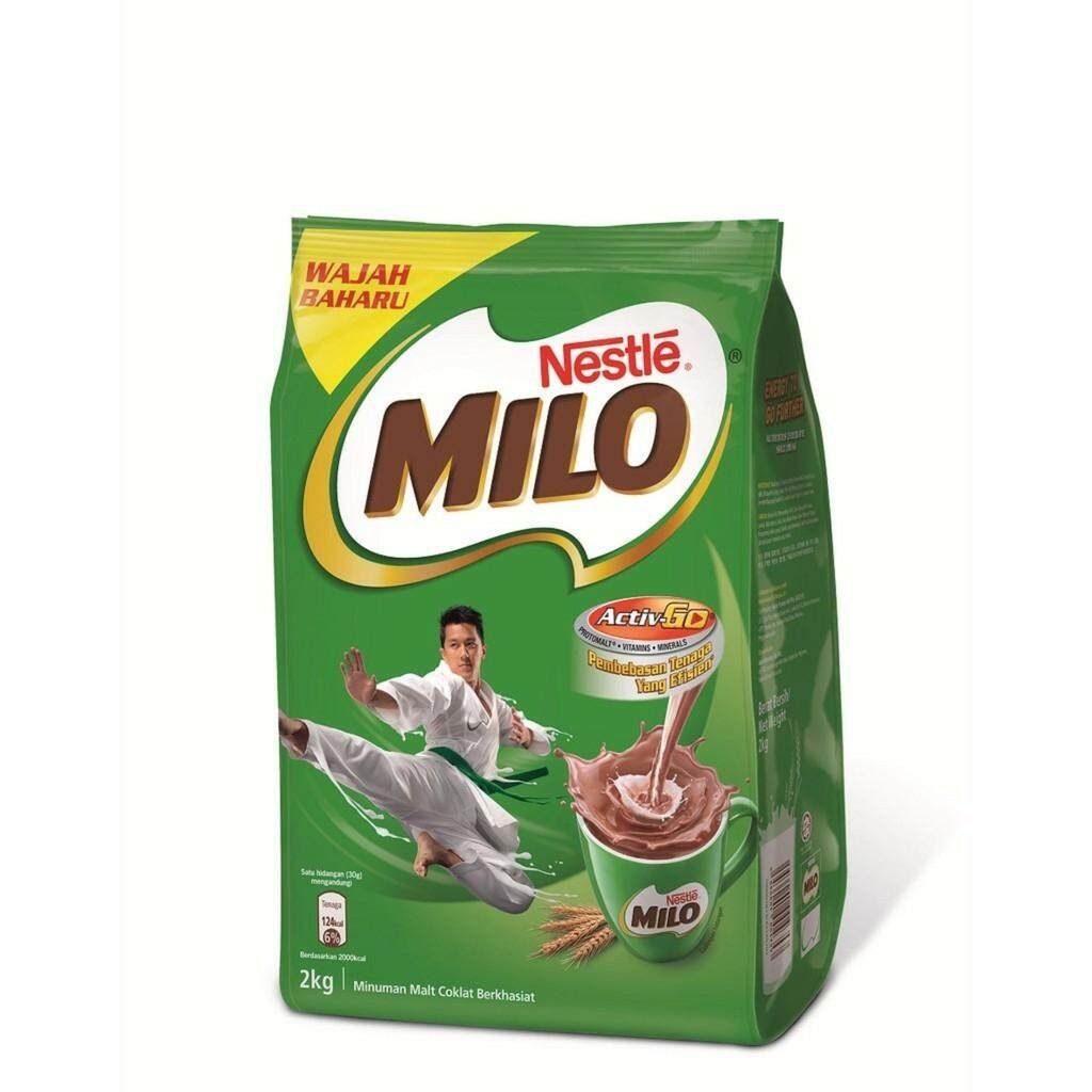 Milo Active Chocolate Malt Drink  2KG READY STOCK