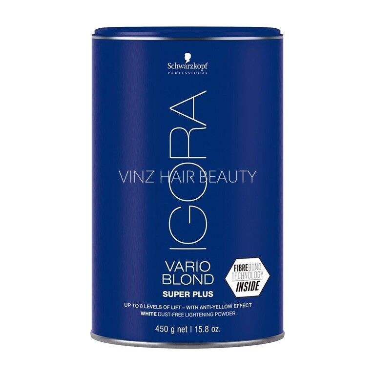 Schwarzkopf IGORA VARIO BLOND Super Plus Bleaching Powder 450g