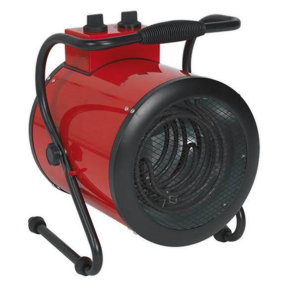 (Pre-order) Sealey Industrial Fan Heater 5kW 415V 3ph Model: EH5001