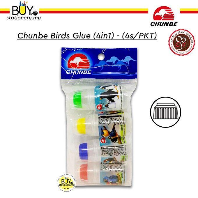 Chunbe Birds Glue (4in1) - (4s/PKT)