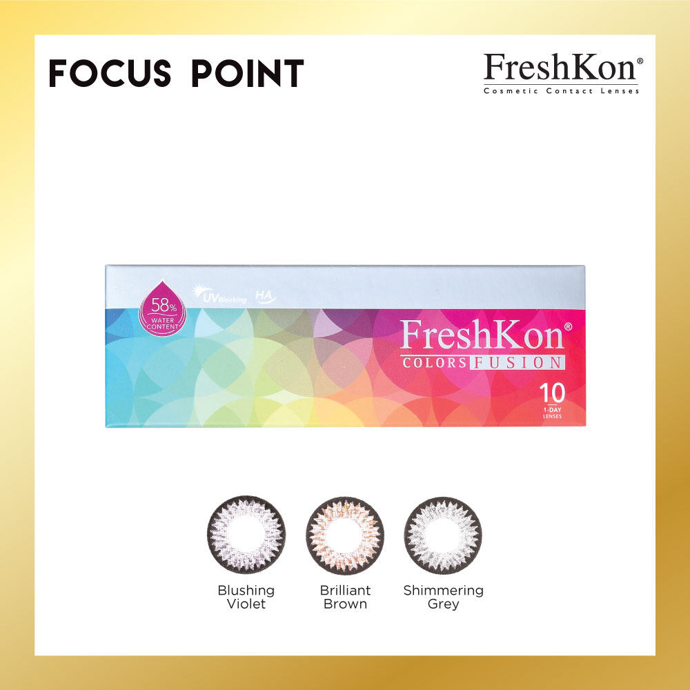Freshkon Colors Fusion Daily (10 PCS)