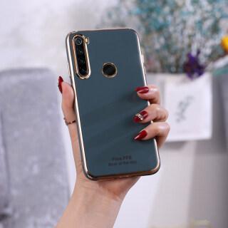Dành Cho Xiaomi Redmi Note 8 Ốp Silicon BJONE Vỏ TPU Mềm Bảo Vệ Toàn Bộ 6.3 Inch thumbnail