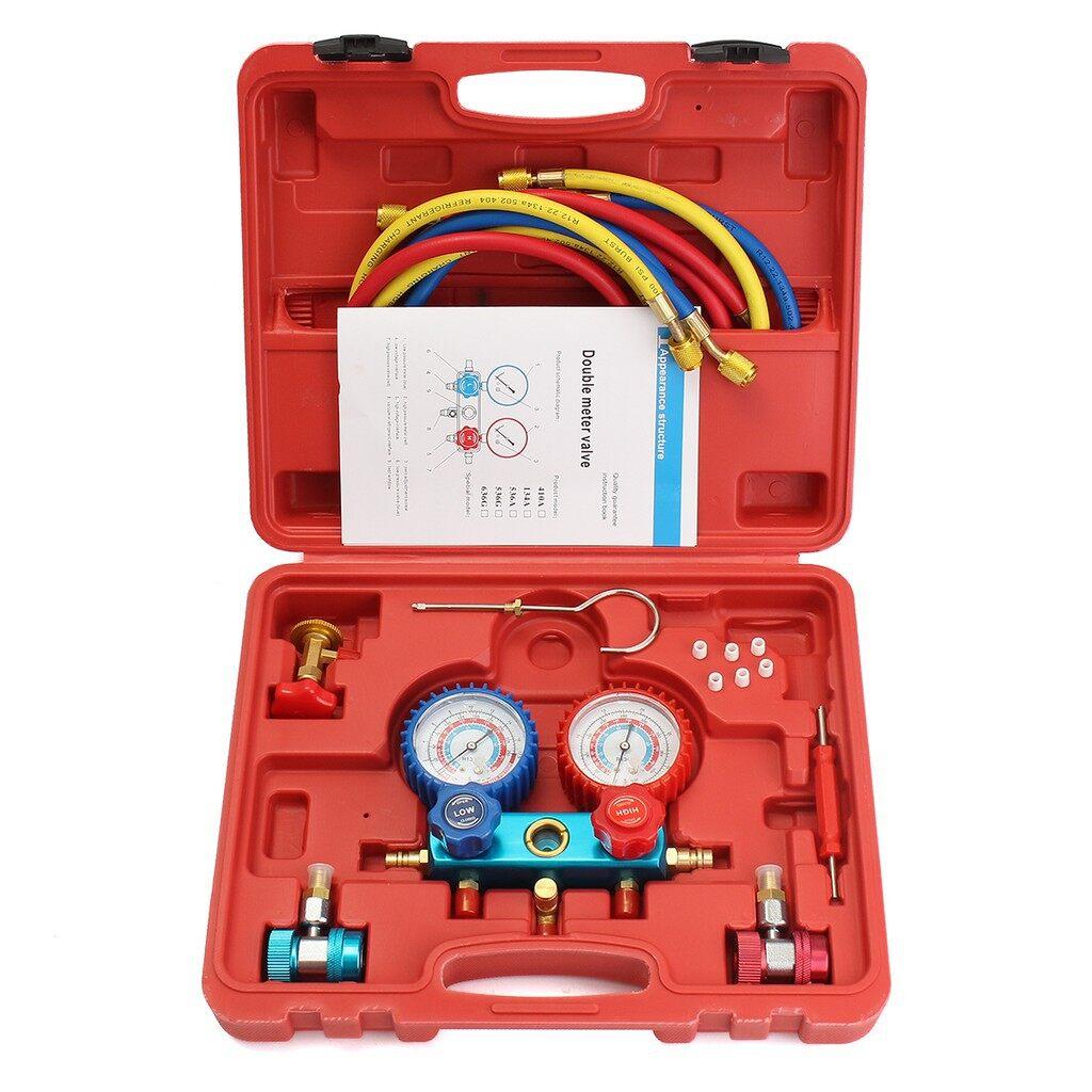 Automotive Tools & Equipment - 1 PIECE(s) Refrigeration Charging Hoses Refrigeration R-134A Air Conditioning AC Diagnostic A/C - Car Replacement Parts