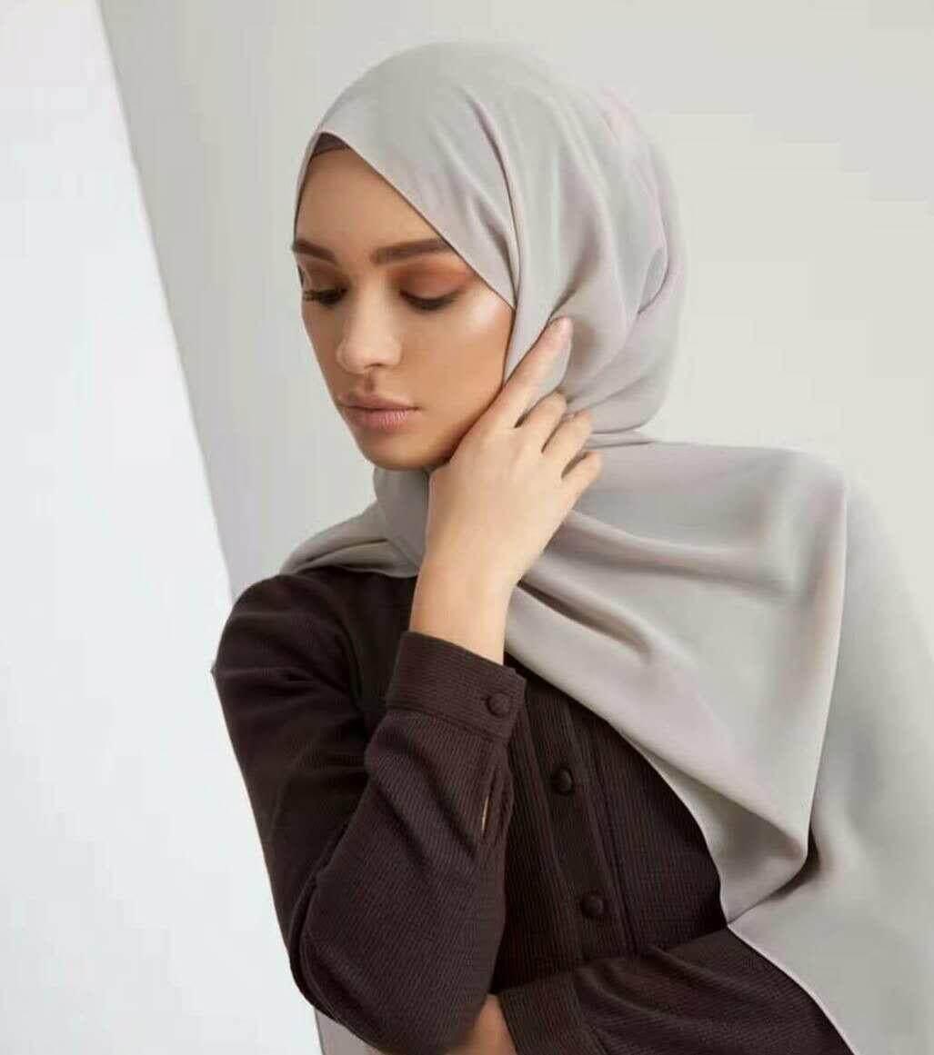 Muslimah Wear- Chiffon Shawl