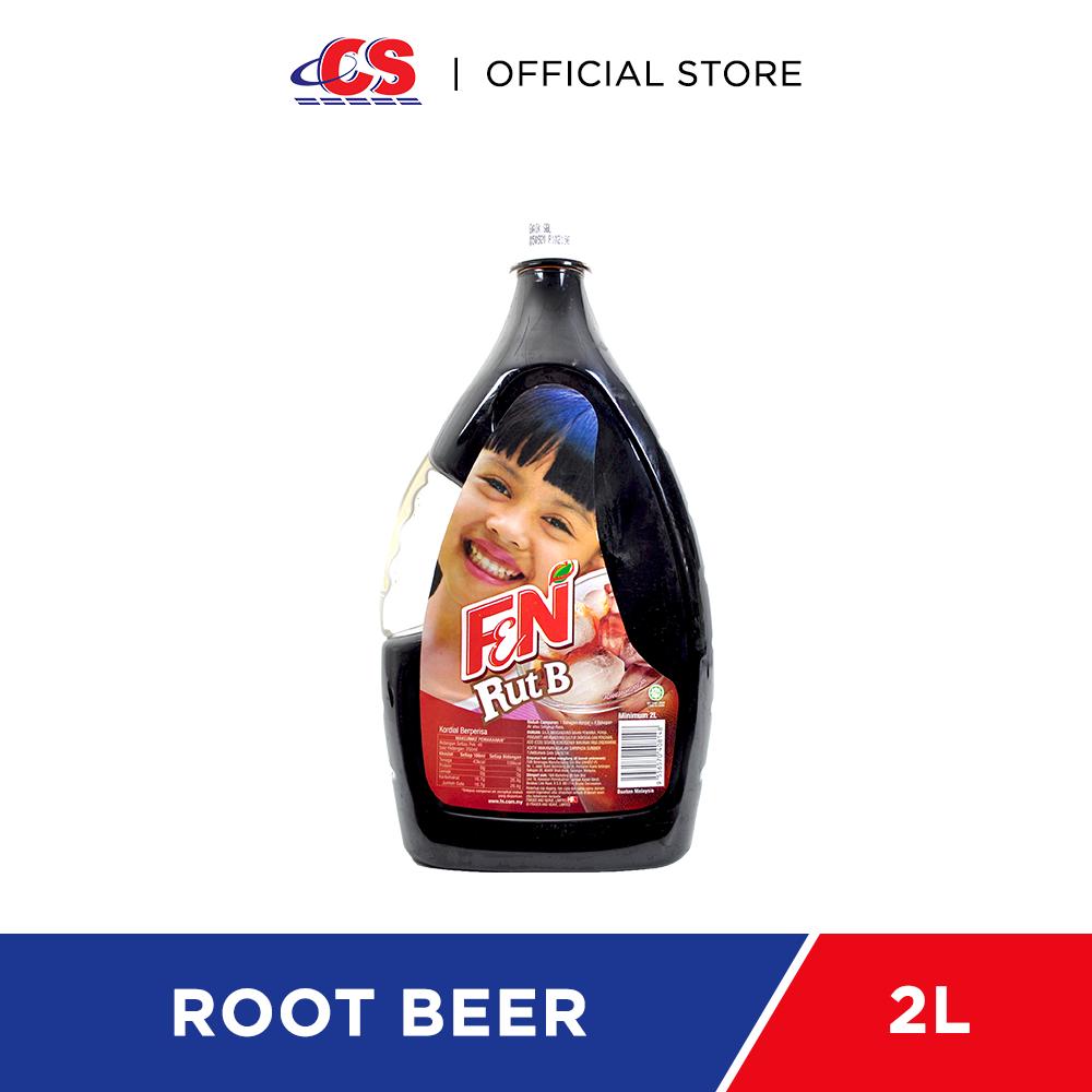 F&N Cordial Root Beer 2L