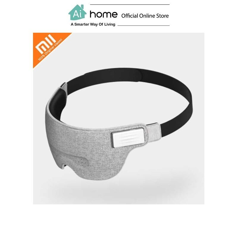 YIXIU AIR Smart Eye Mask Easy to Sleep with 1 Year Malaysia Warranty [ Ai Home ]