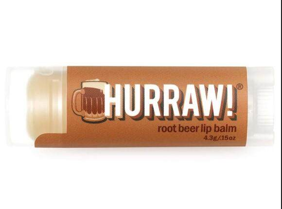 HURRAW ROOT BEER LIP BALM 4.8G