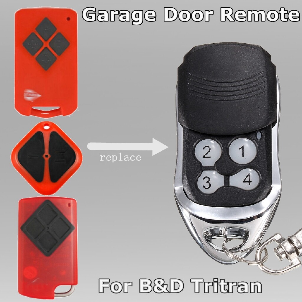 Car Electronics - Garage Gate Remote Control For B&D Tritran TB5/BD2/BD4 Control-A-Door P Diamond - Automotive