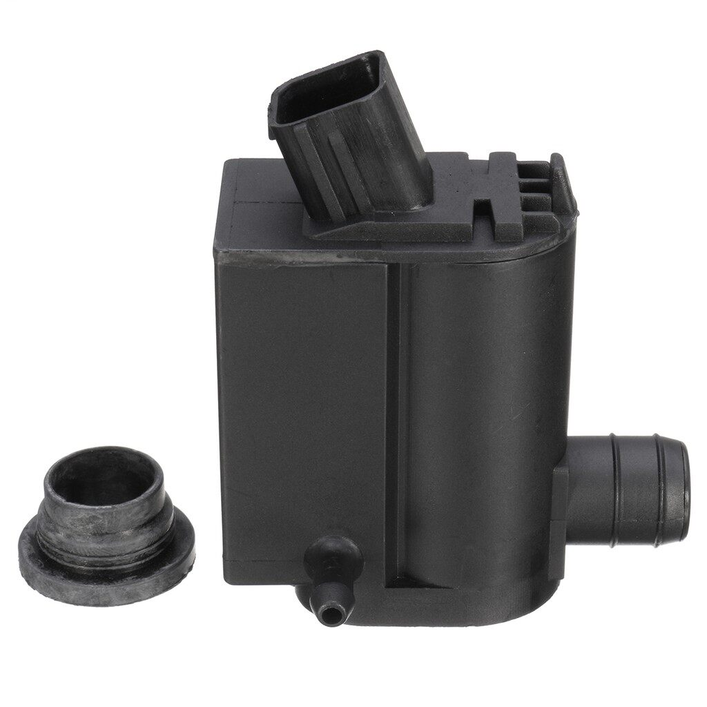 Wash & Wax - Windshield Washer Pump With Grommet For Hyundai Elantra Santa Fe 98510-26100 - Car Care