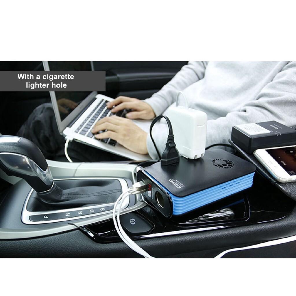 Automotive Tools & Equipment - Modified Sine Wave Car Inverter Socket 2XUSB Port Socket - Car Replacement Parts