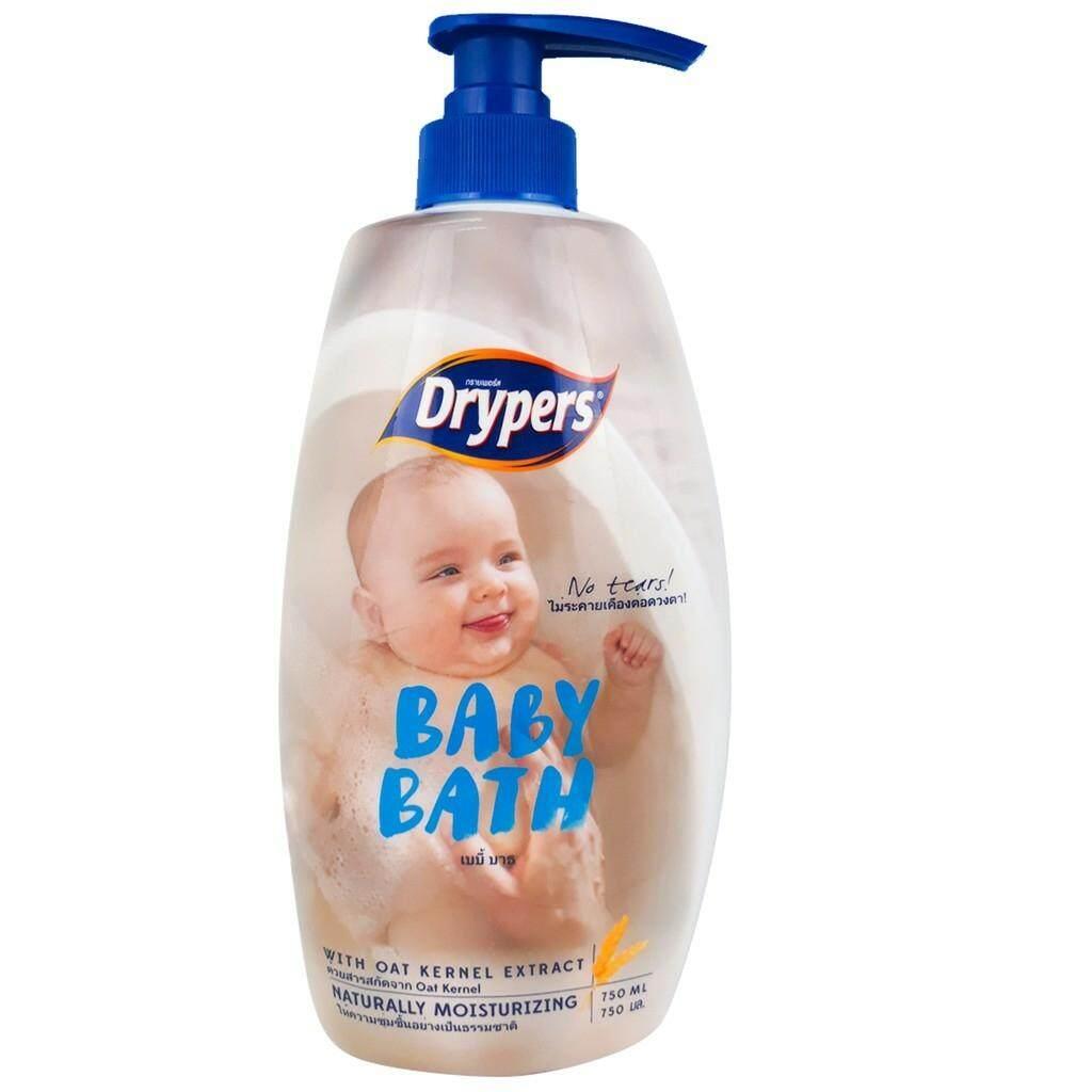 DRYPERS BABY BATH - OAT KERNEL (750ML) READY STOCK