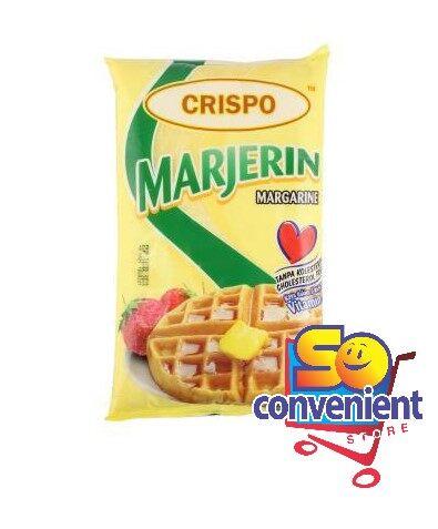 CRISPO MARGARINE 12X1KG