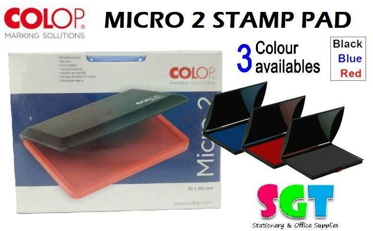 Colop Micro 2 Stamp Pad