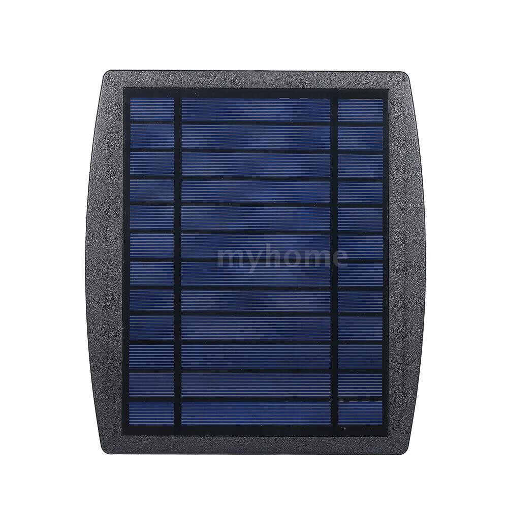 Outdoor Lighting - 2W Dual Solar Powered Spotlights 130LM 2-IN-1 Water Resistant Outdoor Landscape Lawn Lamp
