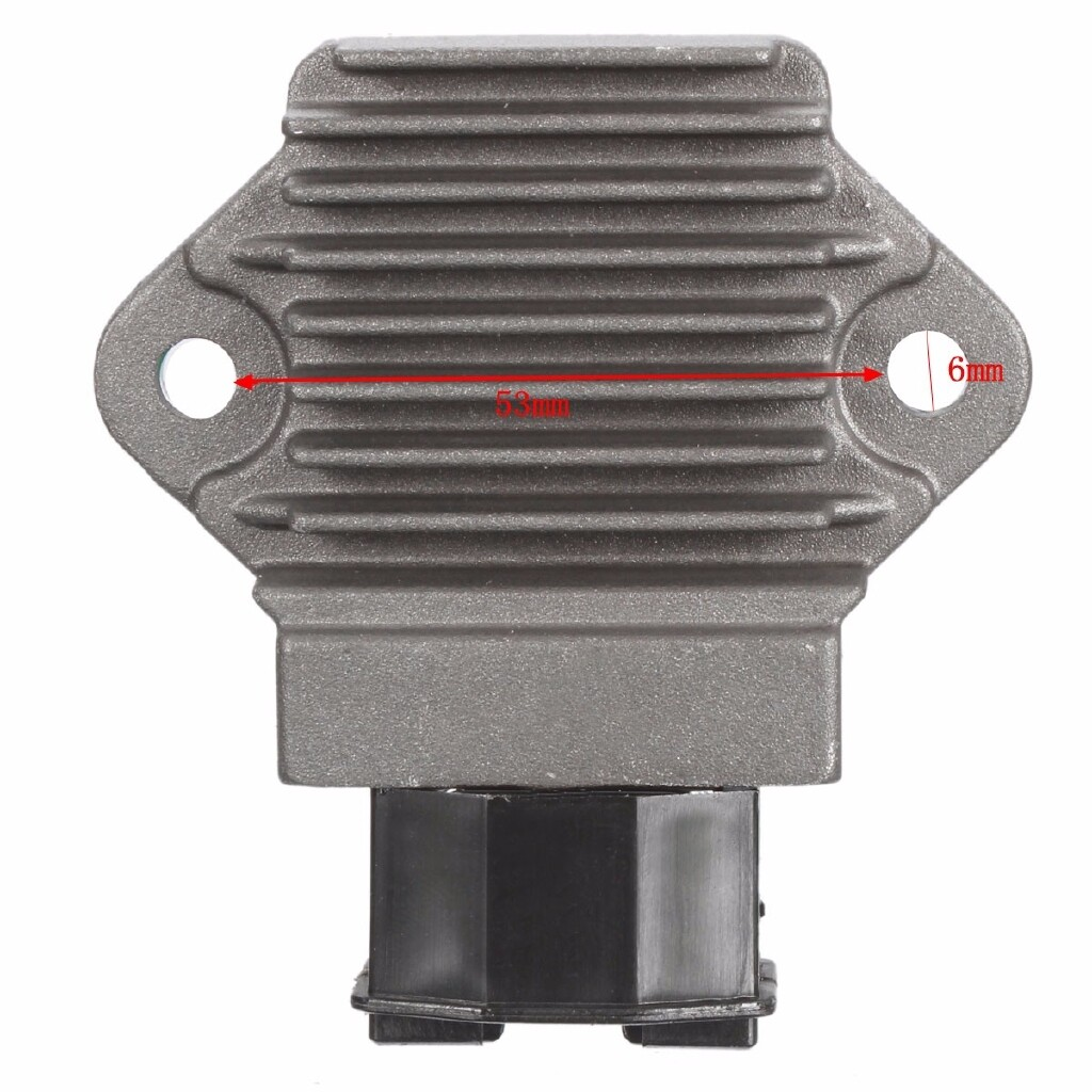 Engine Parts - Voltage Regulator Current Rectifier For Honda CBR CB VT VTR NSR RVF VFR XL NT - Car Replacement