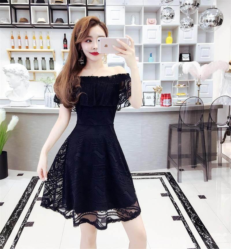 JYS Fashion Korean Style Women Midi Dress Collection 512-5968