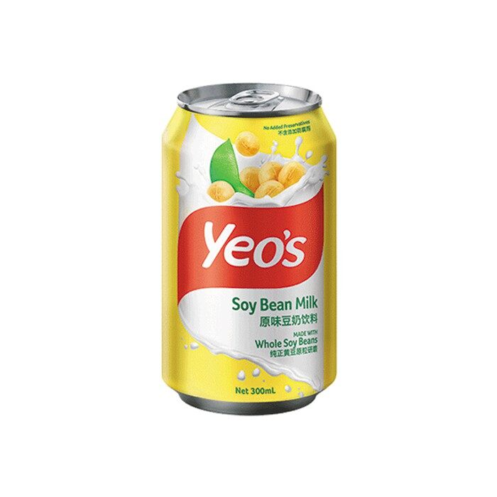 YEO'S SOY BEAN CAN 300ML
