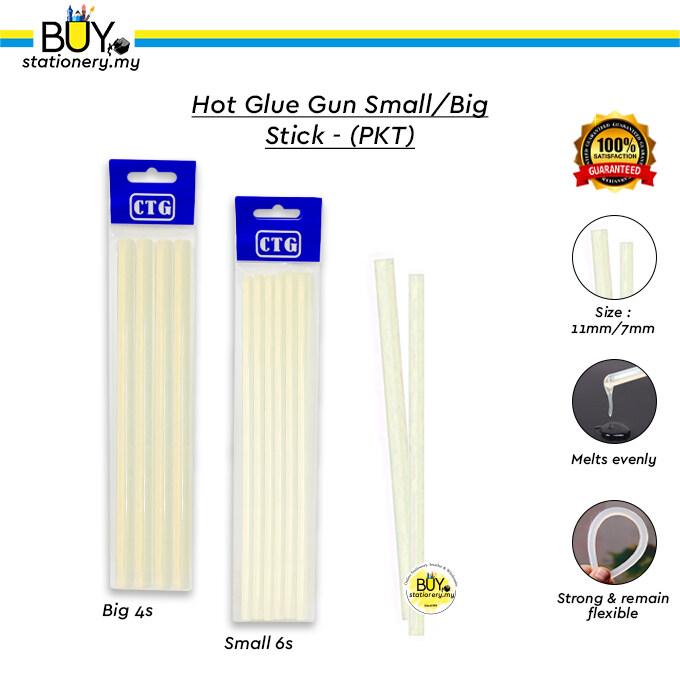 Hot Glue Gun Small/Big Stick - (PKT)