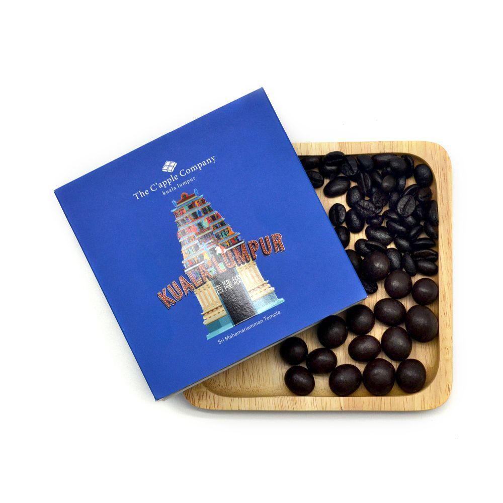 C'APPLE Dark Chocolate - Coffee (80g)