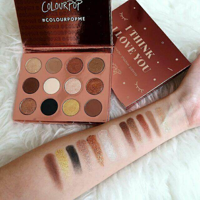 FREE GIFTI Love You Eyeshadow Palette 12 Color