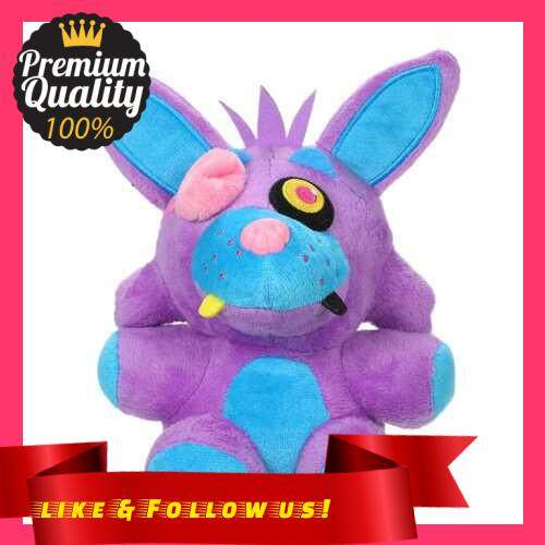 People\'s Choice Plush Toy Popular Game Cute Fox Bear Soft Stuffed Vivid Animal Doll Toys Kids Birthday Gift (1)