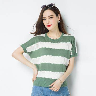(Pre Order14 Days JYS Fashion Korean Style Women Knit top Collection521-8739col521-8739--Light Green -L