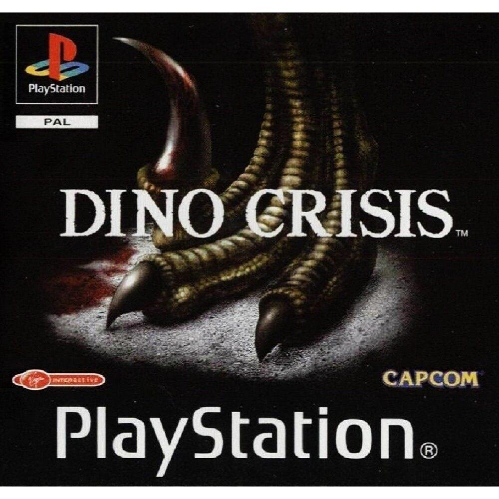 PS1 Dino Crisis