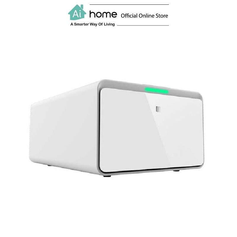QIN Muiti-Parent Finger Vein Identification Private Safe Box PB-FV01 with 1 Year Malaysia Warranty [ Ai Home ] QIN Private Box