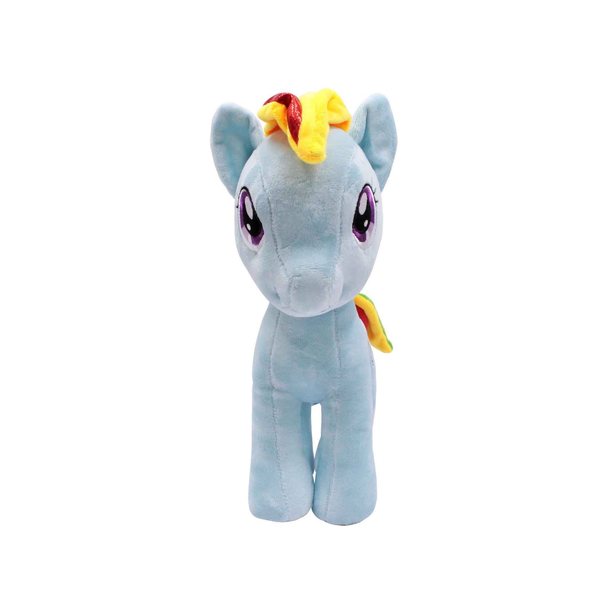 My Little Pony  Cute Blue Soft Plush Toy 30 cm - Rainbow Dash